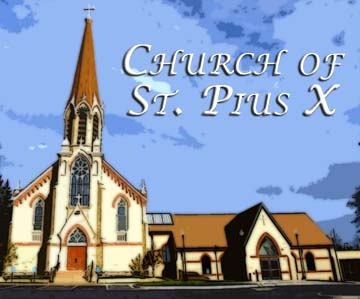 Church of St Pius X, Glencoe MN